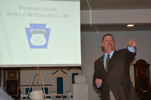 Shield N Square presentation